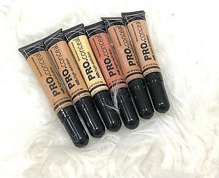 Get 3 Free Concealers On The Purchase Of 3 Concealers