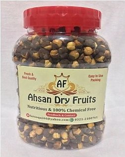 Ahsan Dry Fruits Dry Roasted Chickpeas 500 Gm