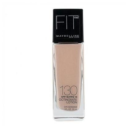 Maybelline Matte Poreless Liquid Foundation Coral