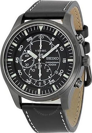 Seiko Watch for Men SNDA21P1 Black