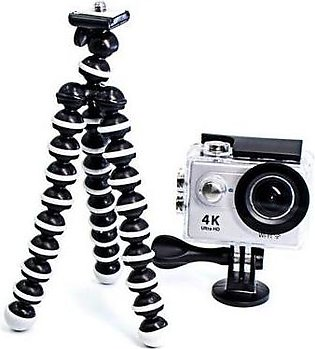 Octopus Mini Gorilla Tripod Stand For Smartphone And Action Cameras