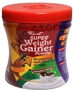 Weight Gainer Powder for Male and Female 300 gm Chocolate Flavor