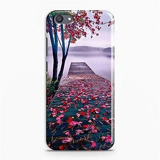 Skinlee Hq Hard Case For Vivo Y81I SKIN-JN-3340 Multicolor