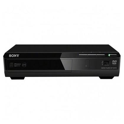 SONY DVD Player With USB Connectivity DVP-SR370 SR-001 Black