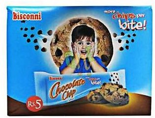 Bisconni Chocolate Chip Ticky Pack