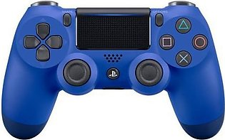 Playstation 4 Dualshock Controller With Analog Extender Blue