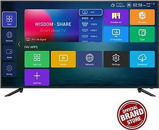 L43G5SI - Changhong Ruba 43 Inches Full HD Android LED TV - Brand Warranty