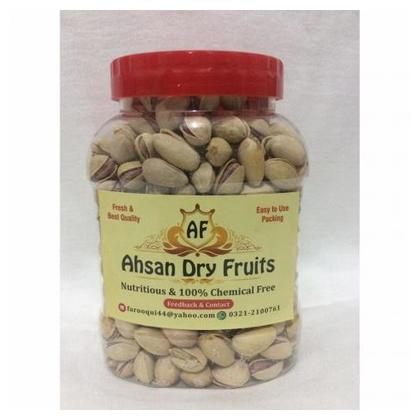 Ahsan Dry Fruits Salted Pistachio 500 Gm