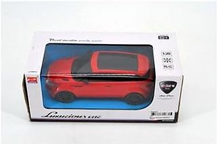 Luxurious Remote Control Car Red