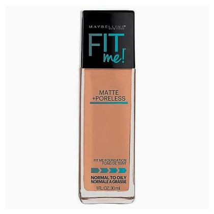 Maybelline Matte Poreless Liquid Foundation Brown