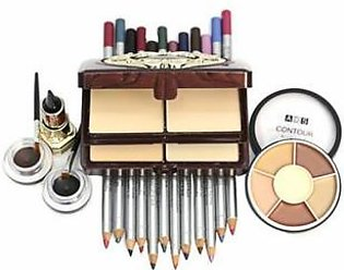 Pack Of 16 Makeup Kit