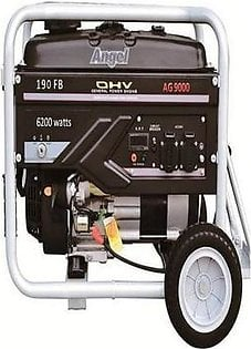 Angel Power Products Generator AG 9000 Black