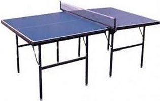 Tennis Table With Accessories Blue