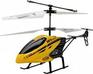 Remote Control Helicopter For Kids TY919 Yellow