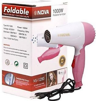 Nova Hair Dryer Pink
