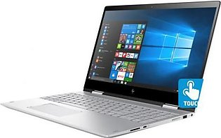 "HP Envy 15T Cn0000 X360 Laptop Core I5 8250U 15.6"" Screen Silver"