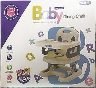 Baby Dining Chair Multicolor
