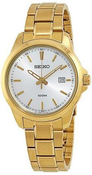 Seiko Watch for Men SUR158P1 Gold