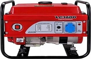 1 KW Recoil Start Petrol & Gas Generator LC1600 Red