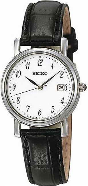 Seiko Watch for Women SXDA13P1 Black