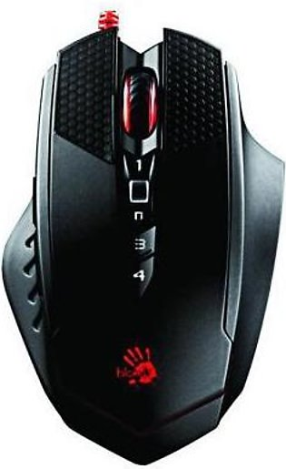 A4Tech Terminator Gaming Mouse T70 Black