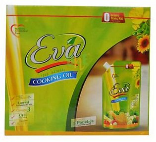 Eva Cooking Oil 1 x 5 Ltr