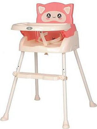 Mama & Baby 3 in 1 High Chair Orange