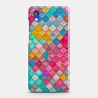 SkinLee Hard Case For Huawei Honor 8S SKNL-S-193 Multicolor