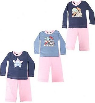 Wokstore Garments Pack of 3 Casual Suit For Babies Multi Color