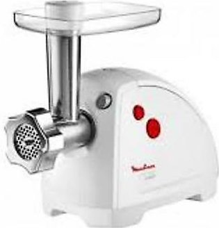 Moulinex Meat Mincer Chopper ME610130 White