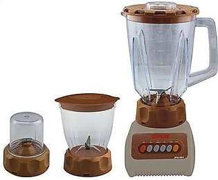 Sogo JPN-504 3 in 1 Juicer Blender Brown
