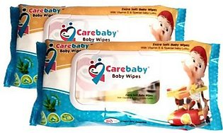 Pack of 2 Baby Wipes