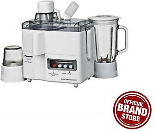 Panasonic 3 In 1 Juicer Blender & Mill Mj-176 White