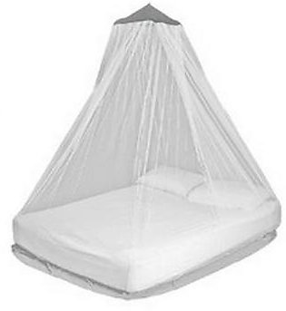 China Single Bed Mosquito Net Multicolour