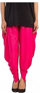 Tulip Shalwar with Pearls DOHG-199 Pink