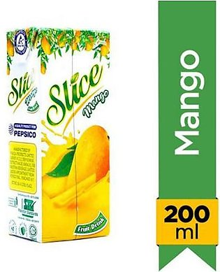 Slice Apple Juices 200 ml