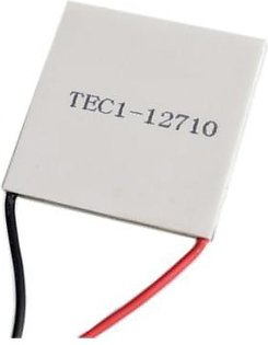 Peltier 10A Thermoelectric cooler heater module Tec1-12710 White