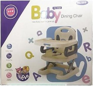 Stinnos Baby Dining Chair Multicolor