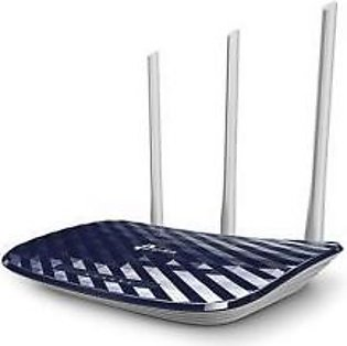 Tp-Link Wireless Dual Band Router AC750 Black