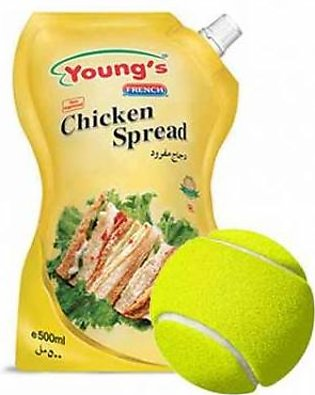 Young's Chicken Spread With Ball 1 LTR