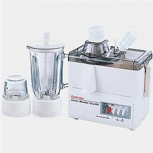 Cambridge 3 in 1 Juicer Blender JB600 White