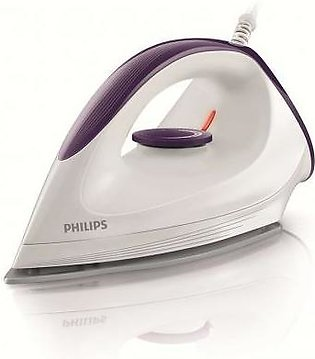 Philips Dry Iron GC160 Purple & white