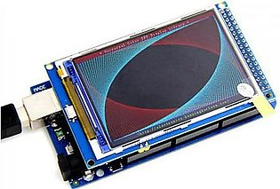 3.5 Inch Tft Color Screen Module Support Arduino Uno Mega2560