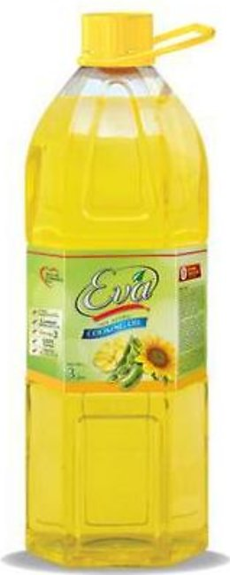 Eva Cooking Oil Bottle 3ltr