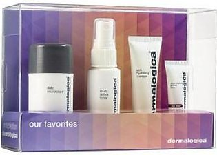 Dermalogica Our Favorite Kit Transparent