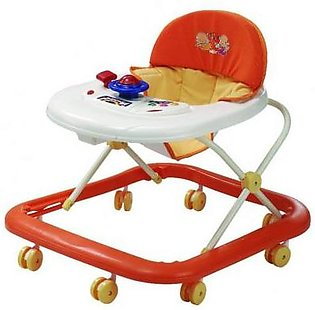 Classic Baby Walker PB1017BF880 Multi Color