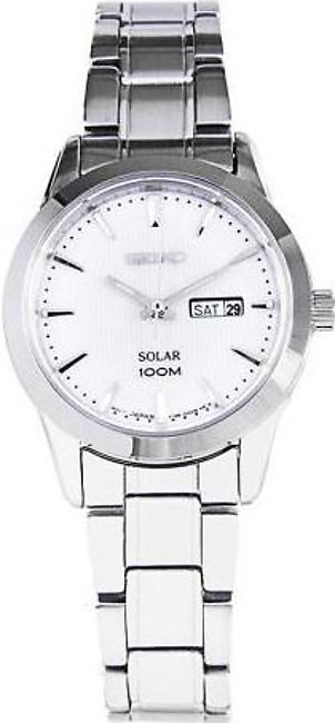 Seiko Watch for Women SUT159P1 Silver
