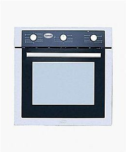 Canon 56 Ltr Gas Baking Grilling Oven Bov-09 With Rotisserie Silver