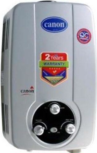 Canon Instant Geysers Gas Water Heater 16 D Plus 6 Ltr Flame Out Protection S...