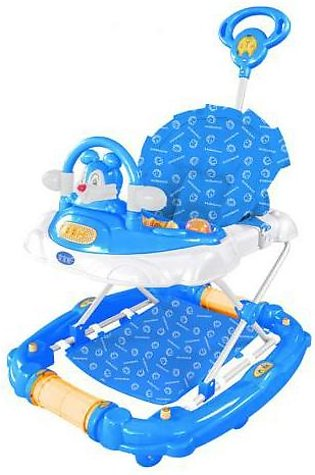 Mama & Baby Walker With Rocker 3290E-277 Blue